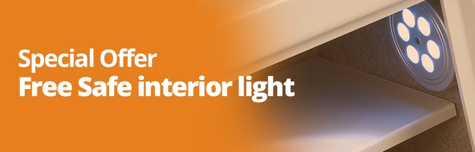 offers interior light