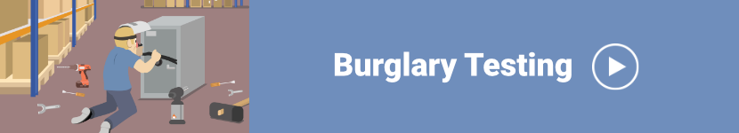 Play Burglary Testing Video