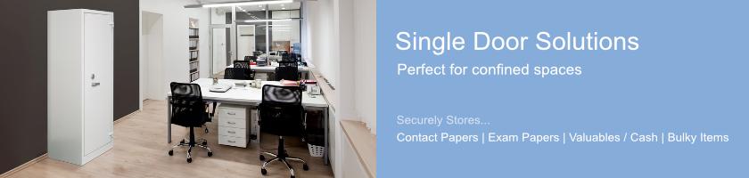 Single Door Storage Solutions